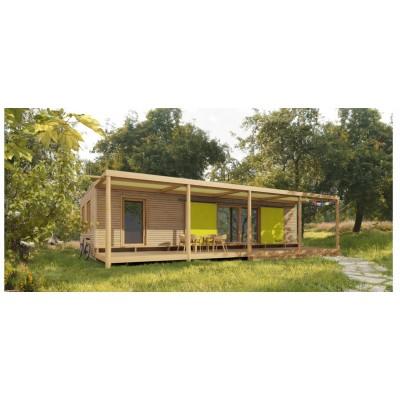 Modulares Haus 4-Zimmer