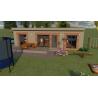 Modulares Haus 3-Zimmer